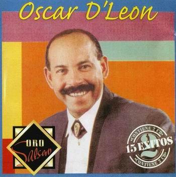 "Oscar d leon ""lo mejor oro salsero"" 1999 г"